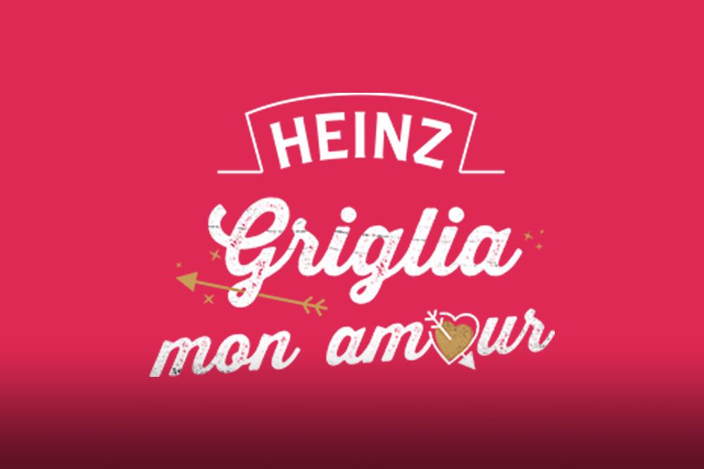 Griglia mon amour Heinz