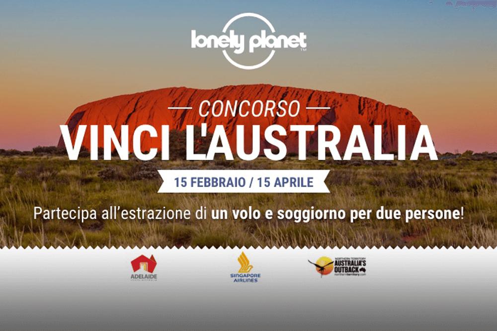 Vinci l'Australia Lonely Planet