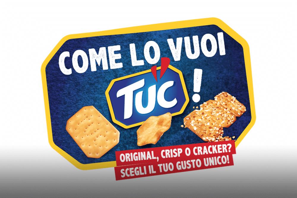 Come lo vuoi TUC