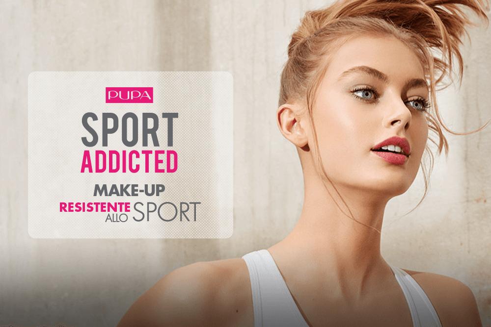 Concorso Pupa Sport Addicted