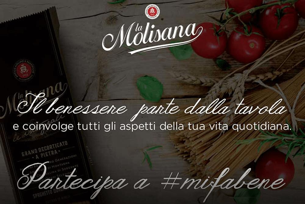 La Molisana - #Mifabene