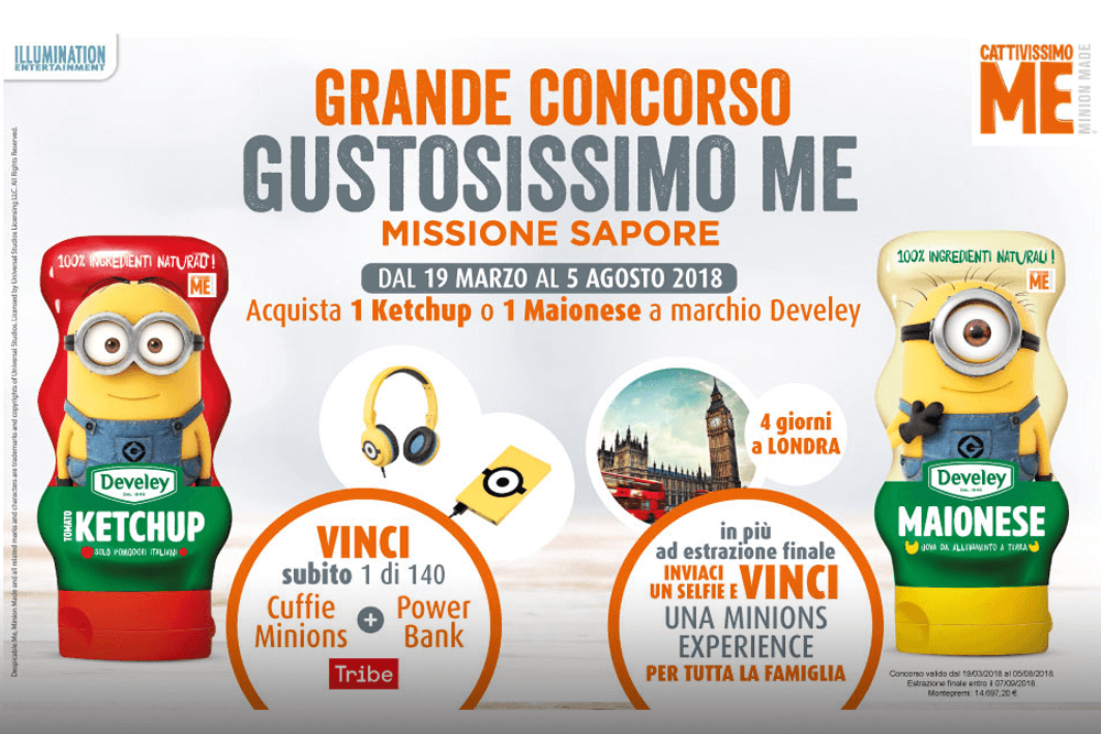 Gustosissimo Me#Missione Sapore